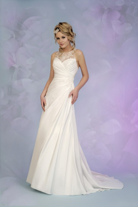 Picture of 5507 Wedding Dress - Tia by Benjamin Roberts 2015 Bridal Collection