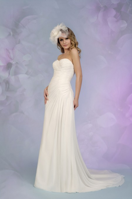 Picture of 5509 Wedding Dress - Tia by Benjamin Roberts 2015 Bridal Collection
