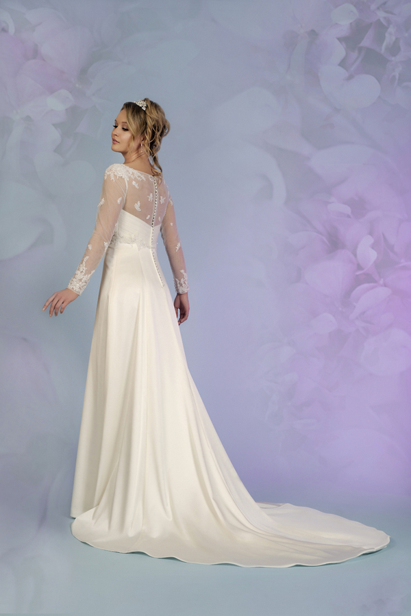 Picture of 5511 Wedding Dress - Tia by Benjamin Roberts 2015 Bridal Collection