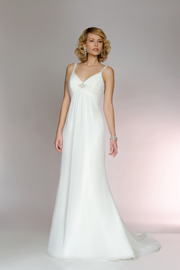 Picture of 5555 Wedding Dress - Tia by Benjamin Roberts 2015 Bridal Collection