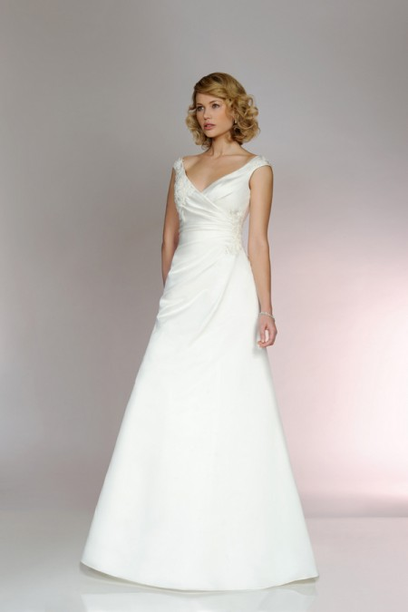 Picture of 5557 Wedding Dress - Tia by Benjamin Roberts 2015 Bridal Collection