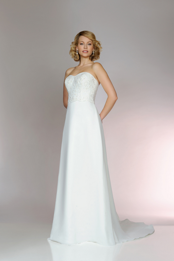 Picture of 5560 Wedding Dress - Tia by Benjamin Roberts 2015 Bridal Collection