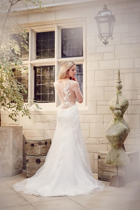 Picture of 5608 Wedding Dress - Tia by Benjamin Roberts 2016 Bridal Collection