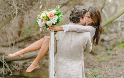 Creekside Styled Wedding Shoot