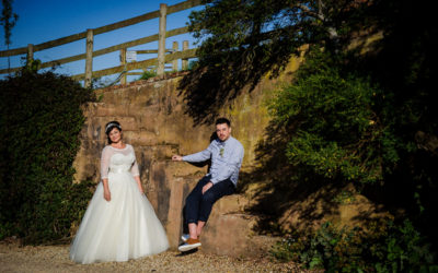 A Relaxed, Rustic Wedding at Huntstile Organic Farm