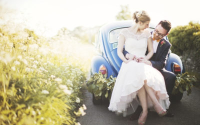 A Village Hall Wedding in Oxfordshire