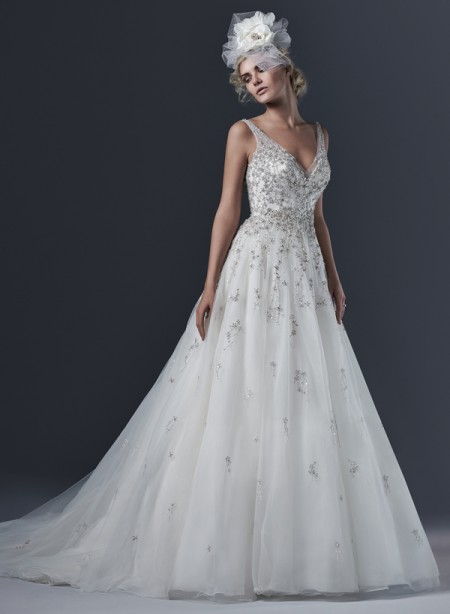 Picture of Abrianna Wedding Dress - Sottero and Midgley Fall 2015 Bridal Collection