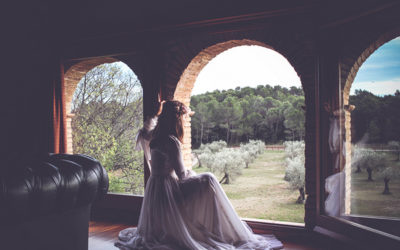An Intimate Wedding in Girona