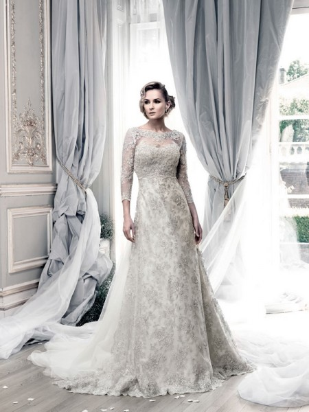 Picture of Antilles Wedding Dress - Ian Stuart Lady Luxe 2015 Bridal Collection