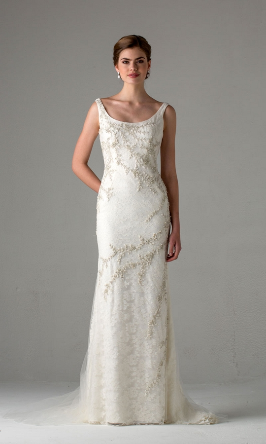 Picture of Astor Wedding Dress - Anne Barge Black Label Fall 2015 Bridal Collection