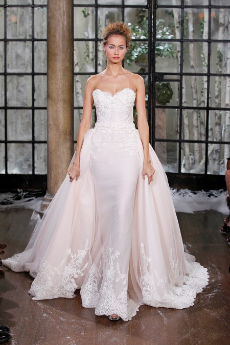 Picture of Barcelona Wedding Dress - Ines Di Santo Fall/Winter 2015 Bridal Collection
