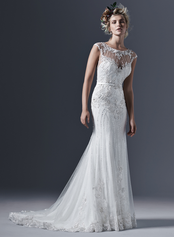 Picture of Beckett Wedding Dress - Sottero and Midgley Fall 2015 Bridal Collection