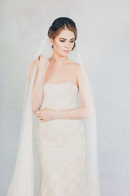 Picture of Bella Wedding Dress - Elizabeth Stuart Spring 2015 Bridal Collection