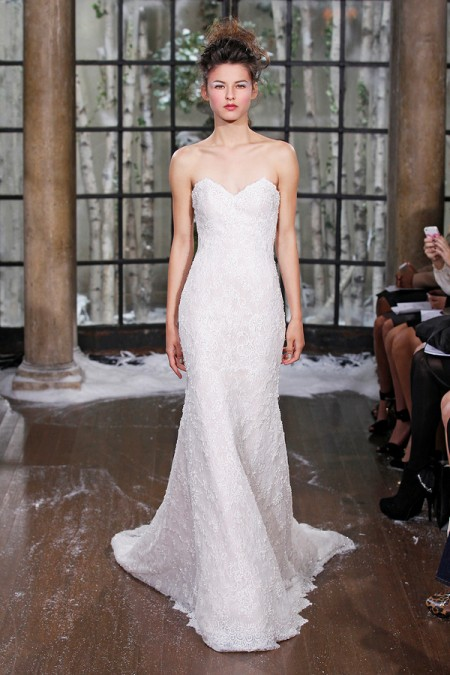 Picture of Berlin Wedding Dress - Ines Di Santo Fall/Winter 2015 Bridal Collection