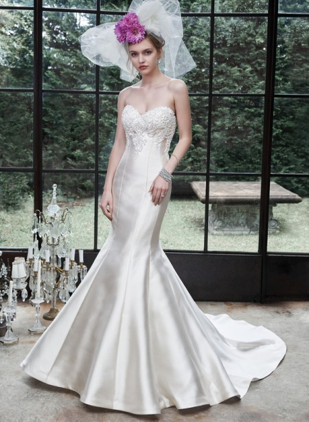 Picture of Betty Wedding Dress - Maggie Sottero Fall 2015 Bridal Collection