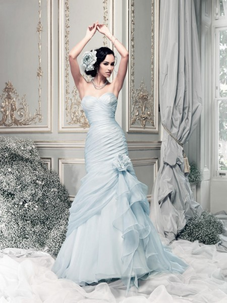 Picture of Bewitched Wedding Dress - Ian Stuart Lady Luxe 2015 Bridal Collection