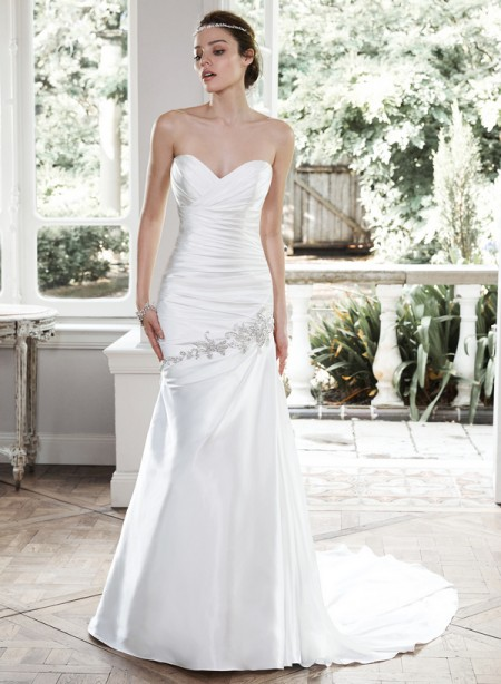 Picture of Bobbi Wedding Dress - Maggie Sottero Fall 2015 Bridal Collection
