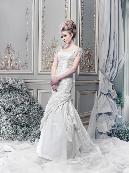 Picture of Boodles Wedding Dress - Ian Stuart Lady Luxe 2015 Bridal Collection