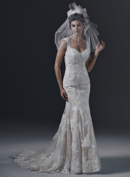 Picture of Brecia Wedding Dress - Sottero and Midgley Fall 2015 Bridal Collection