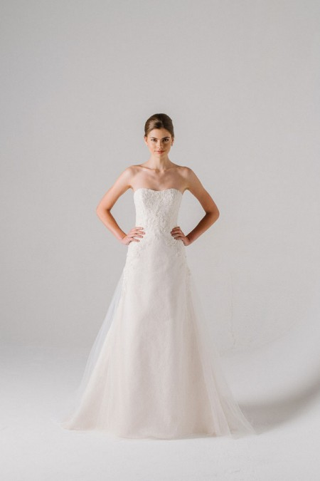 Picture of Camillia Wedding Dress - Anne Barge Blue Willow Bride Spring 2016 Bridal Collection