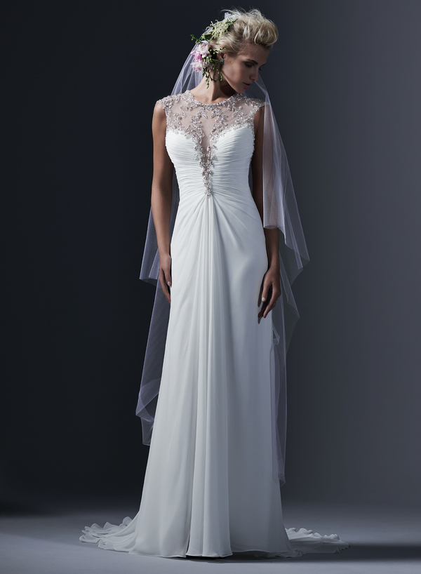 Picture of Cara Lynette Wedding Dress - Sottero and Midgley Fall 2015 Bridal Collection