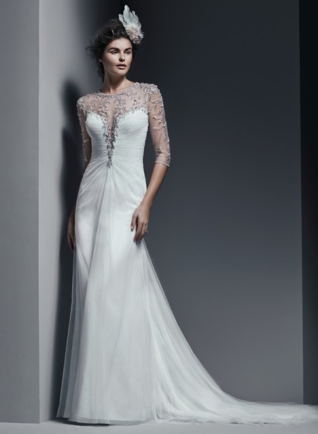 Picture of Cara Wedding Dress - Sottero and Midgley Fall 2015 Bridal Collection