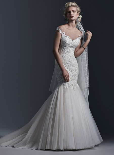 Picture of Cassandra Wedding Dress - Sottero and Midgley Fall 2015 Bridal Collection
