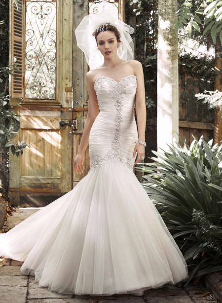 Picture of Cerise Wedding Dress - Maggie Sottero Fall 2015 Bridal Collection