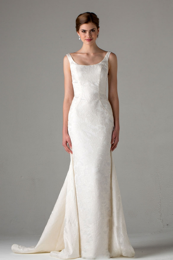 Picture of Chartres Wedding Dress - Anne Barge Fall 2015 Bridal Collection