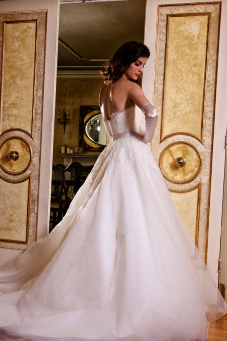 Picture of Claudine Wedding Dress - Hollywood Dreams 2015 Bridal Collection