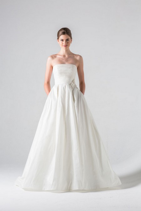 Picture of Clover Wedding Dress - Anne Barge Blue Willow Bride Spring 2016 Bridal Collection