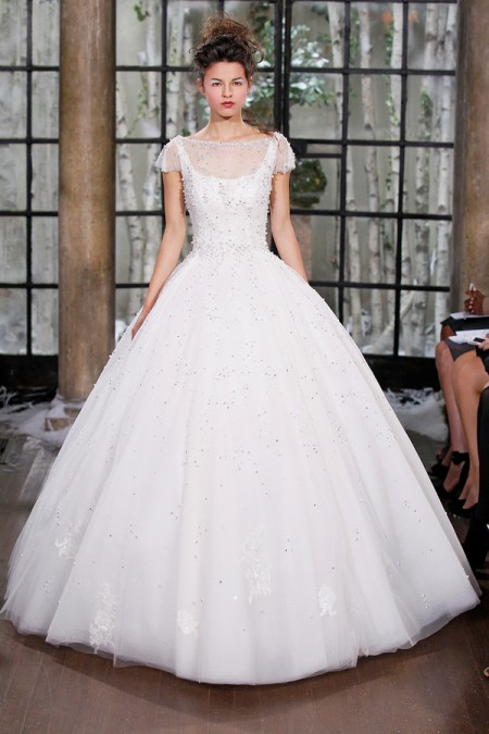 Picture of Cologne Wedding Dress - Ines Di Santo Fall/Winter 2015 Bridal Collection
