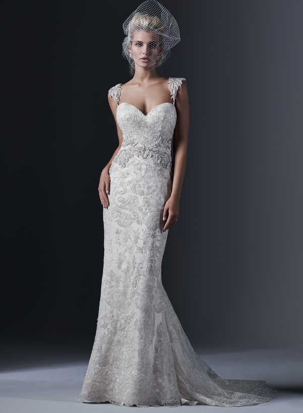 Picture of Demetria Wedding Dress - Sottero and Midgley Fall 2015 Bridal Collection
