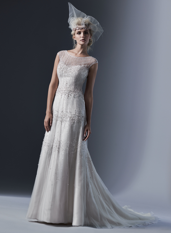 Picture of Easton Wedding Dress - Sottero and Midgley Fall 2015 Bridal Collection