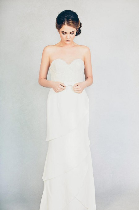 Picture of Farrah Wedding Dress - Elizabeth Stuart Spring 2015 Bridal Collection