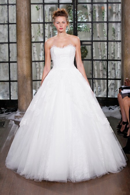 Picture of Ferrara Wedding Dress - Ines Di Santo Fall/Winter 2015 Bridal Collection