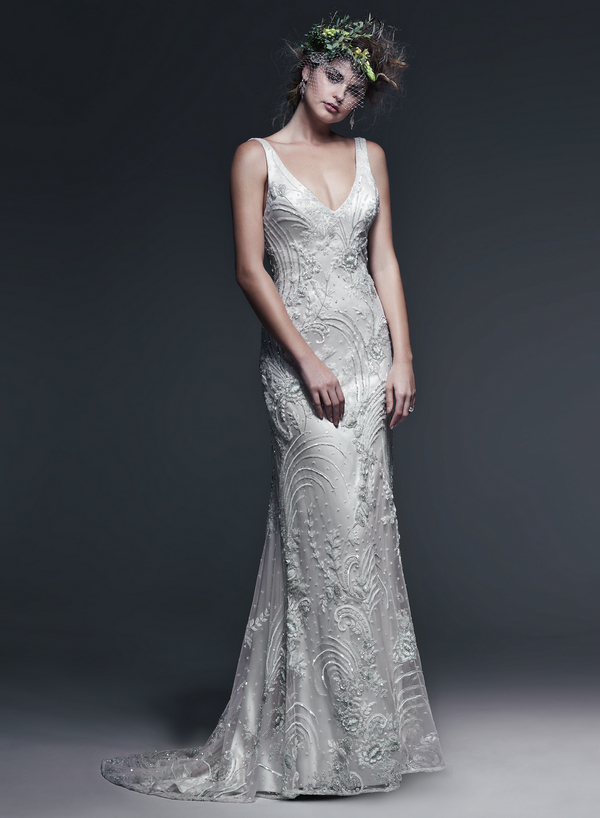 Picture of Finley Wedding Dress - Sottero and Midgley Fall 2015 Bridal Collection