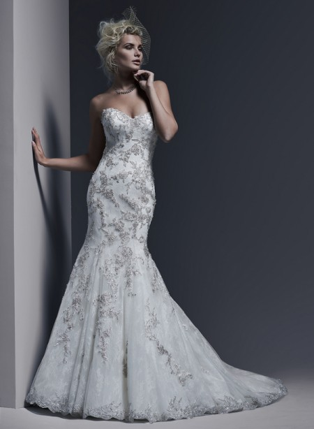 Picture of Gintare Wedding Dress - Sottero and Midgley Fall 2015 Bridal Collection