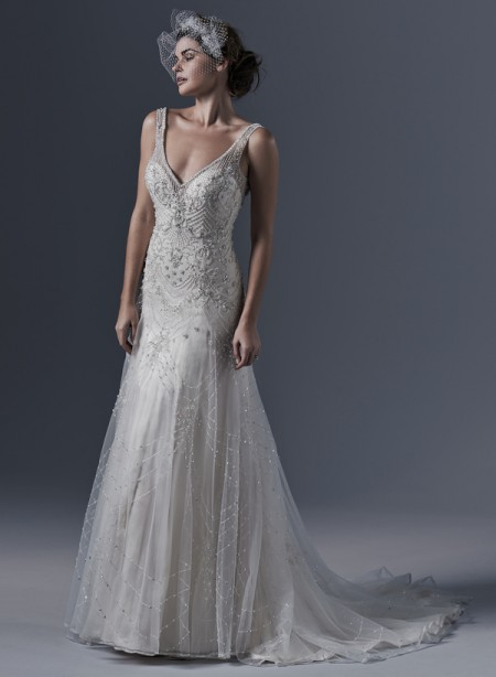 Picture of Gwyneth Wedding Dress - Sottero and Midgley Fall 2015 Bridal Collection