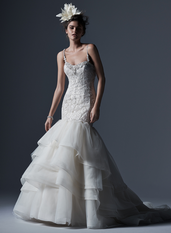 Picture of Hamilton Wedding Dress - Sottero and Midgley Fall 2015 Bridal Collection