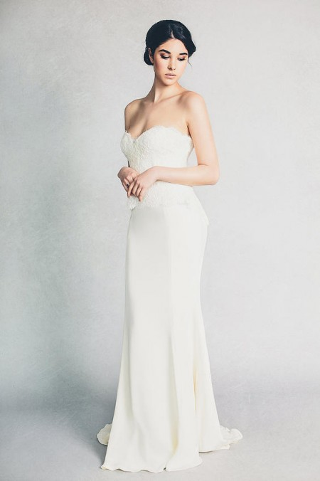Picture of Hannah Wedding Dress - Elizabeth Stuart Spring 2015 Bridal Collection