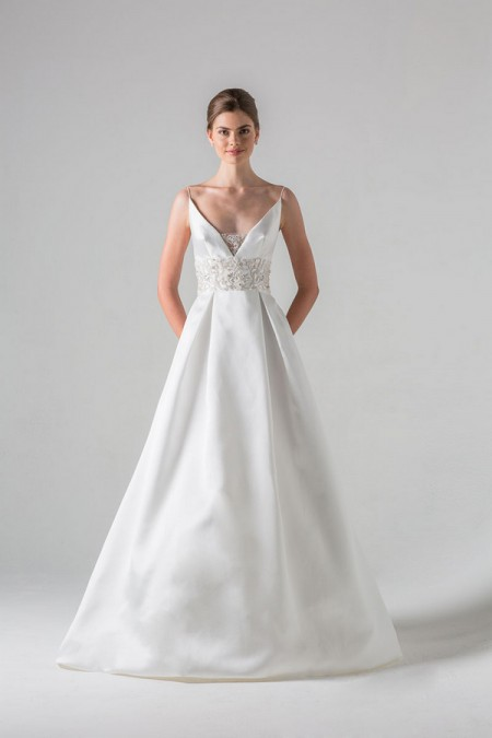 Picture of Harlequin Wedding Dress - Anne Barge Blue Willow Bride Spring 2016 Bridal Collection