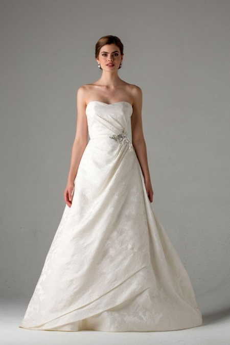 Picture of Helette Wedding Dress - Anne Barge Fall 2015 Bridal Collection