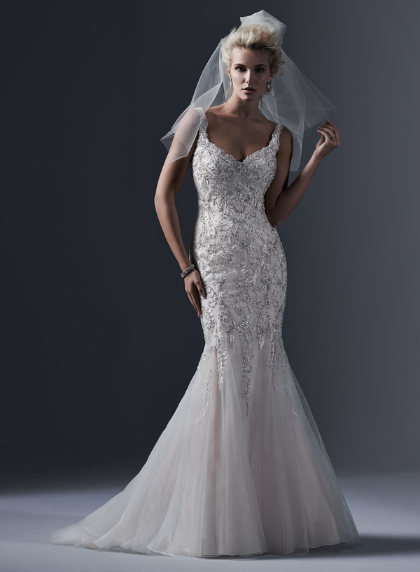 Picture of Holland Wedding Dress - Sottero and Midgley Fall 2015 Bridal Collection