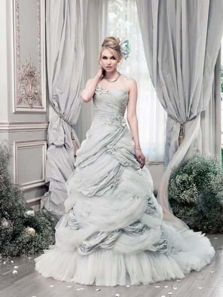 Picture of Hummingbird Wedding Dress - Ian Stuart Lady Luxe 2015 Bridal Collection
