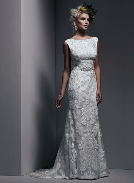 Picture of Jaimeson Wedding Dress - Sottero and Midgley Fall 2015 Bridal Collection
