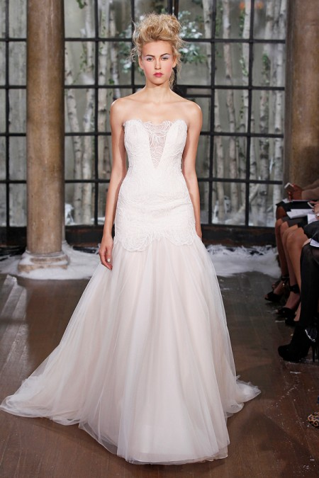 Picture of Jena Wedding Dress - Ines Di Santo Fall/Winter 2015 Bridal Collection