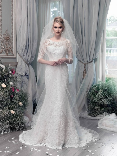 Picture of Joy Wedding Dress - Ian Stuart Lady Luxe 2015 Bridal Collection