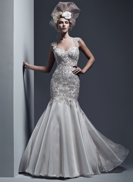 Picture of Kaya Wedding Dress - Sottero and Midgley Fall 2015 Bridal Collection