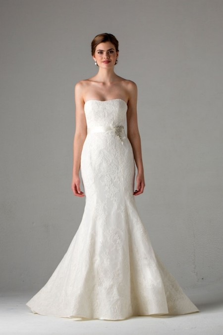 Picture of Keira Wedding Dress - Anne Barge Blue Willow Bride Fall 2015 Bridal Collection